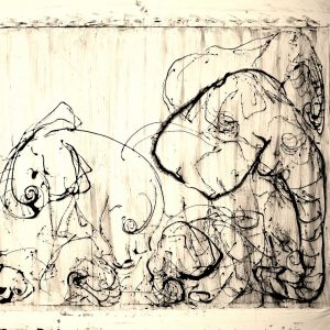 Elephant Hunt- detail