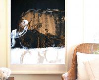 REFLECTIVE ELEPHANT SCALE